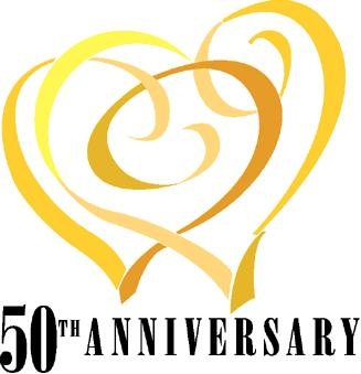 what is the 50th wedding anniversary symbol