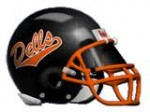 DellRapidsFootballLogo