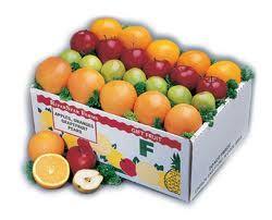 FFA Fruit Sale