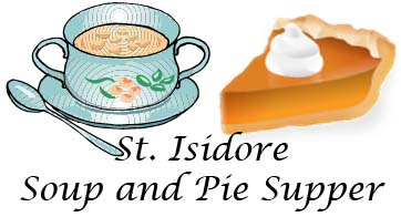 St Isidore Soup and Pie