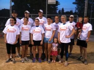2013 Adult Kickball Champs