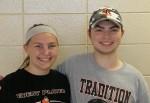 Jordan Stone and Jackson Gleason - Dell Rapids High School