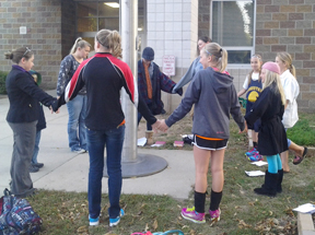 See You at the Pole - Sept 2013