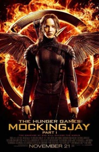 Hunger Games Mockingjay 1