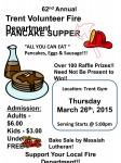 2015 Pancake Feed Trent