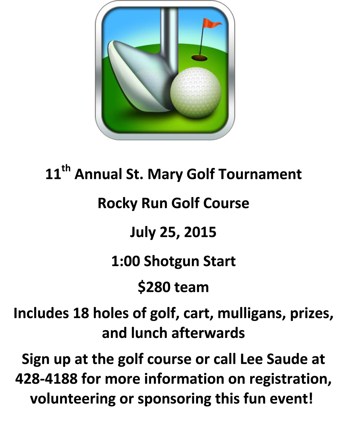 11thAnnualDRSMGolfTournament