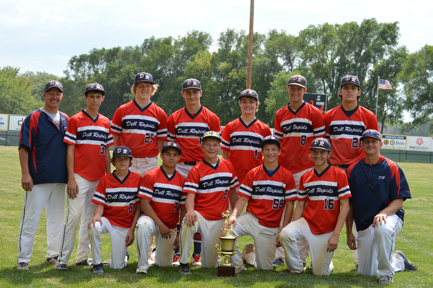 15-16 Dells Team Baseball 2016