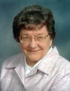 Sr Antonette Krumm