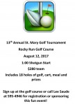 13thAnnualStMaryGolfTournament