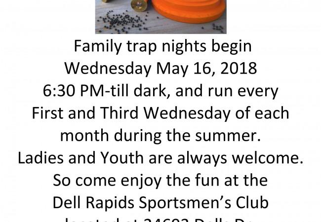 Open Trap Night 2018