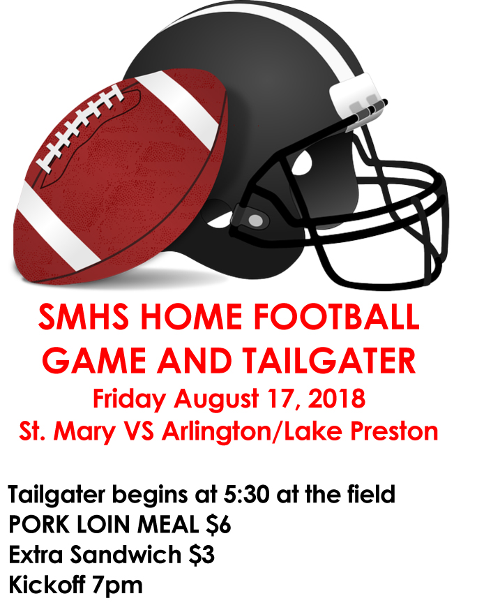 Microsoft Word - SMHS-HOME-FOOTBALL-GAME-AND-TAILGATER.docx