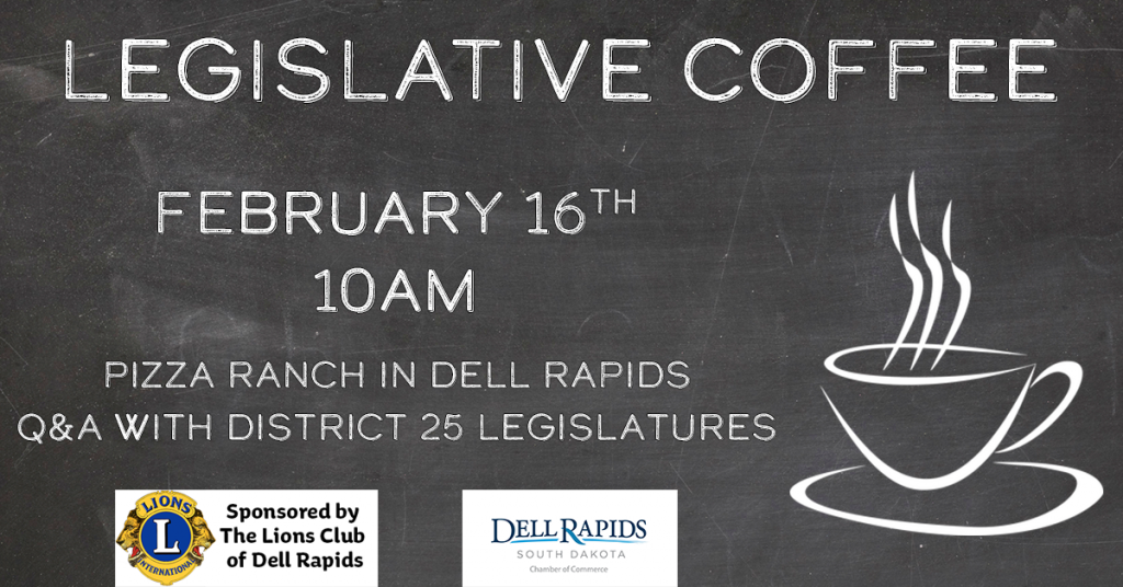legislative coffee february 16th 2019