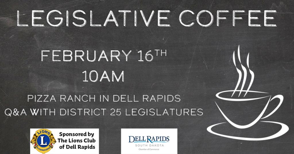 legislative coffee february 16th 2019