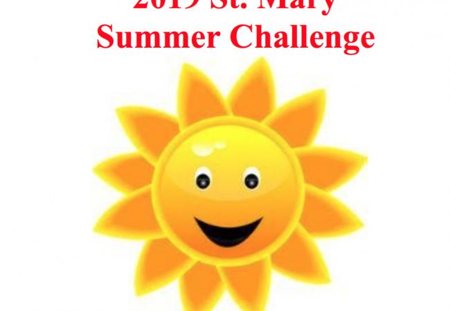 DRSM 2019 Summer Challenge Logo