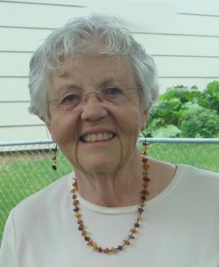 Jim's Mother Kathy Cotter - July
