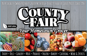 County Fair Foods Advertisement