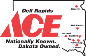 Dell Rapids Ace Hardware Advertisement