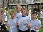 Ages 10-12 RunnersUp